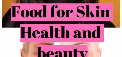 Food for skin Health