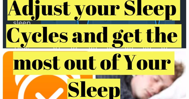 Sleep Cycles – Make the most of your sleep and wake up refreshed
