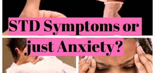 Anxiety Induced STD Symptoms