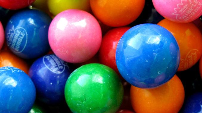 chewing gum ingredients