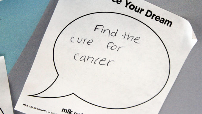 Cancer cure myth