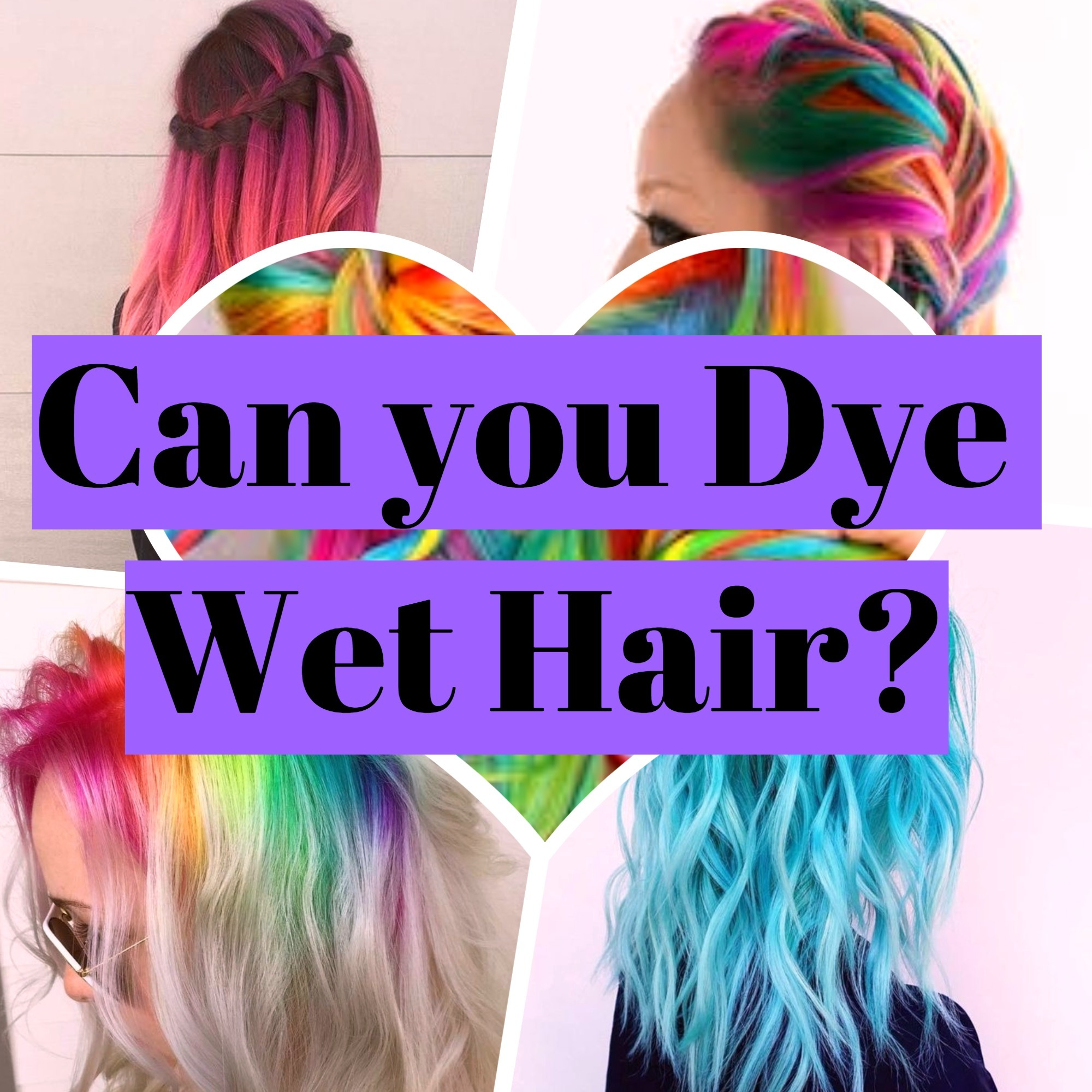 Can You Dye Wet Hair Or You Have To Dry It First Healthead