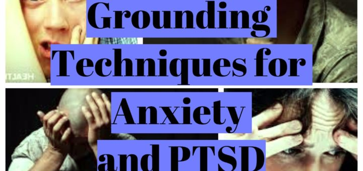 Grounding Techniques For Anxiety PTSD
