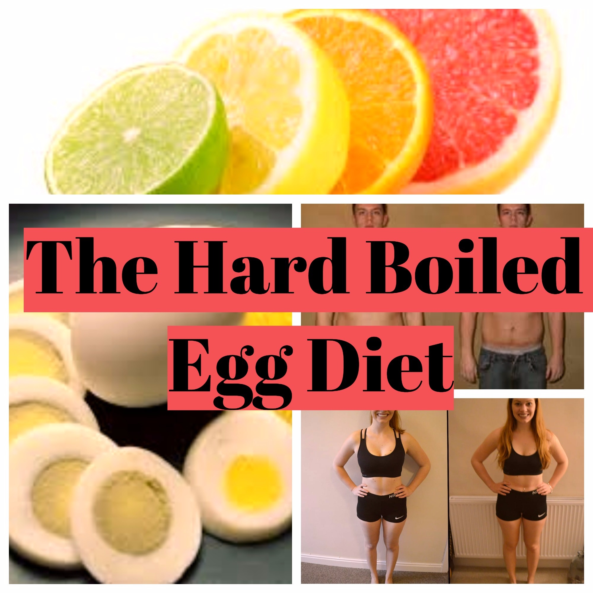 lll Hard Boiled egg Diet - Lose 24 pounds in just 14 days ...