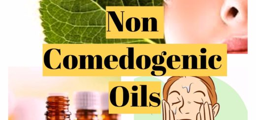 Non Comedogenic Oils
