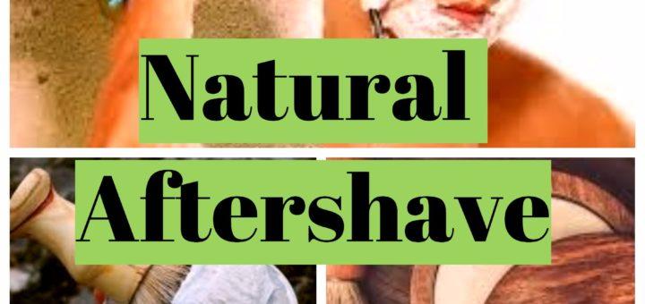 Natural Aftershave