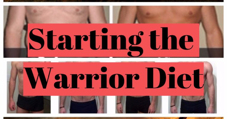 Starting with the Warrior Diet – The One Meal a Day Diet